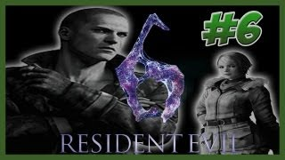 Resident Evil 6 ★6 Jake Capitulo 4/1 (Playthrough