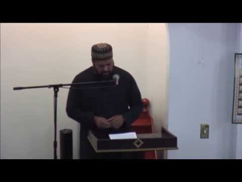 Brother Jameel Shareef- Jummah on 7/18/14