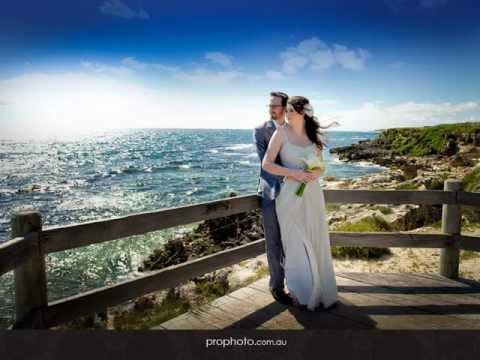 Perth Wedding Photographer - Prophoto Wedding Photography - Iluka Beach & Lancaster Winery