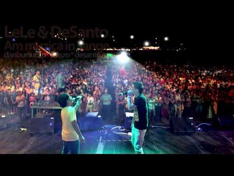 DeSANTO & LELE - Am muzica in sange ©℗ Official Audio Track 2011