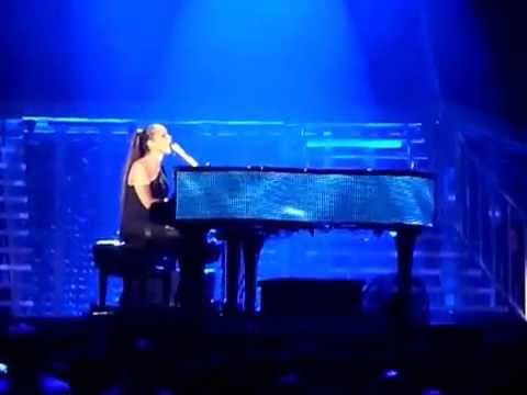 Alicia Keys - Pray For Forgiveness Live