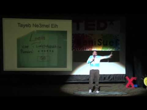 Education and canning : Ayman Salah At TEDxBeniSuef