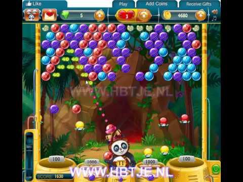 Bubble Origins level 4
