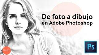 Photoshop - Efecto de dibujo