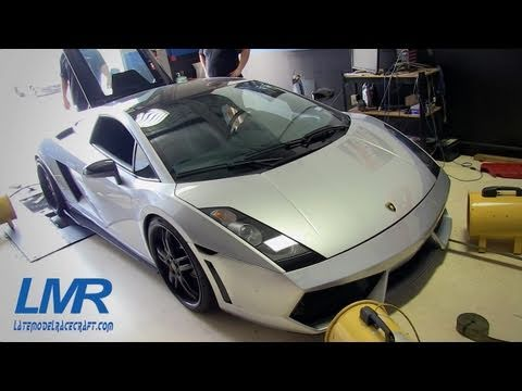 1000+hp Twin Turbo Lamborghini Gallardo by LMR