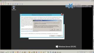 Installing Windows Server 2012 R2 On ESXi