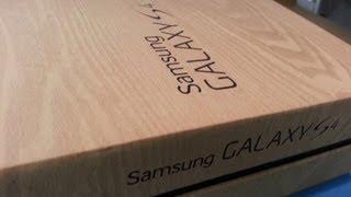 Unboxing Samsung Galaxy S4 [Clon] Replica Perfecta