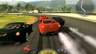 Ferrari Virtual Race Video Free PC Car Racing Game