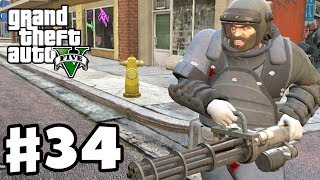 Grand Theft Auto 5 Gameplay Walkthrough Part 34 The