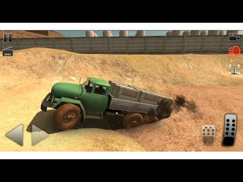 Truck Driver Crazy Road 2 : Funny Game 🚛 # Android Simulation Gamer