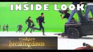 Twilight Saga: Breaking Dawn Part 2 BEHIND-THE-SCENES Of