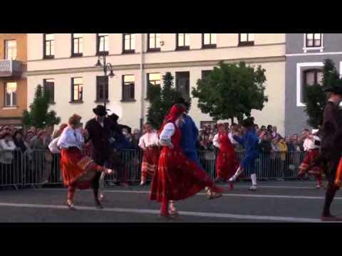 Gaudeamus XVI. Tautas Deju Ansamblu Koncerts. Pt 1.