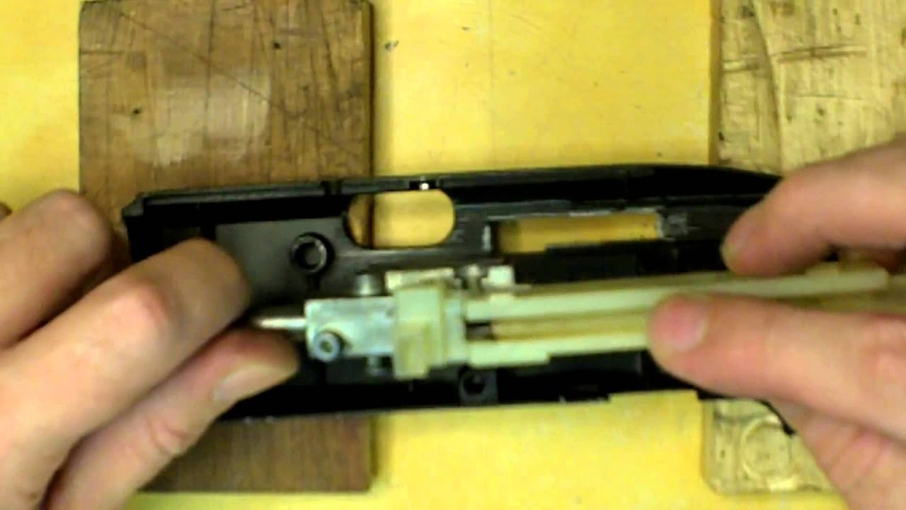 How To Disassemble    Reassemble A Crosman 766    2100