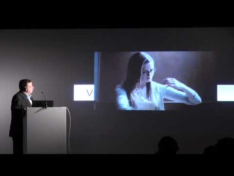 VR Mix 2012 - Natural User Interface (Bernard Ourghanlian, Microsoft France)