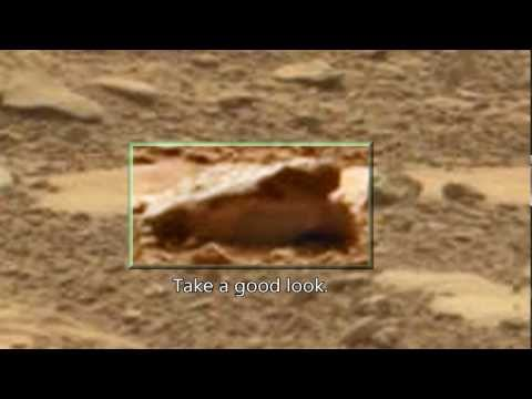Weird Animal Found on Mars: NASA Curiosity New Camel Species? April 2013.