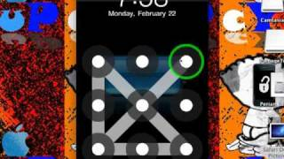 Android Lock Screen ON THE IPhone/iPod Touch! FREE!! NEW