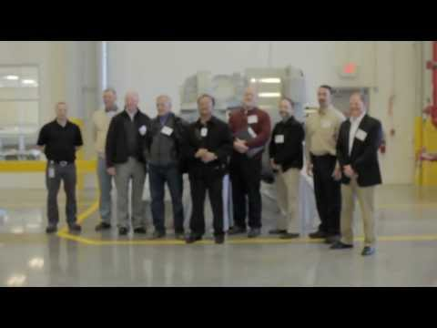 ZF Wind Power Plant Tour: GME