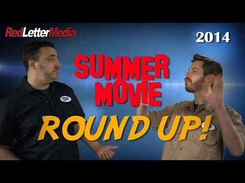 2014 Summer Movie Round Up by Red Letter Media