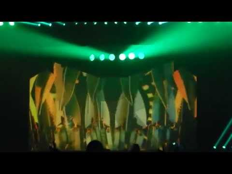X Rated (with T Rex!) - Excision @ The Aragon, Chicago 4/18/2014