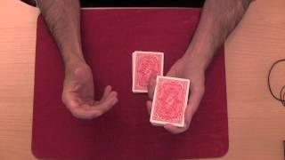La carta policia - Truco de magia