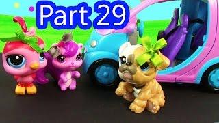 LPS Morning Exercise Mommies Part 29 Littlest Pet Shop
