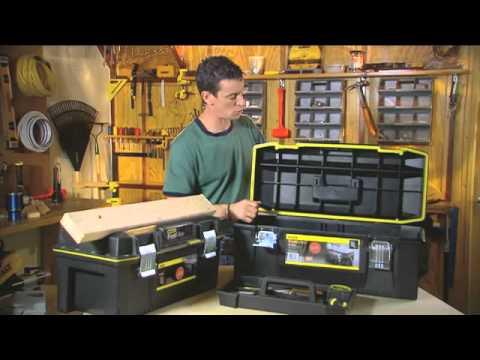 Stanley FatMax Storage Solutions