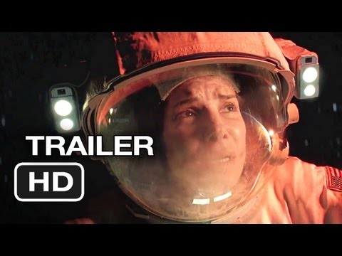 Gravity Official Trailer - Drifting (2013) - Alfonso Cuarón Movie HD