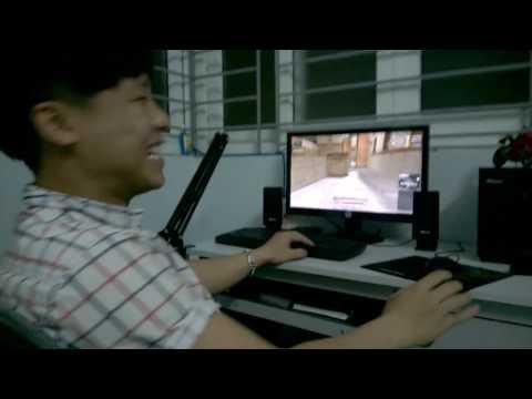 Đột Kích Thanh Niên Bị Troll Game CF Hài Hước   NTN
