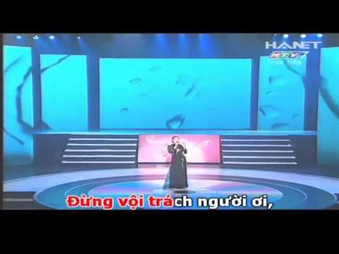 Quên Một Cuộc Tình Lệ Quyên karaoke