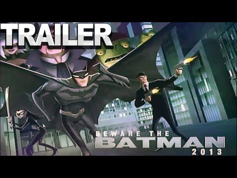 Beware the Batman - Teaser Trailer