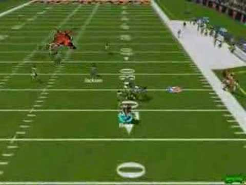Fumble Return Touchdown - PDR, Week 8