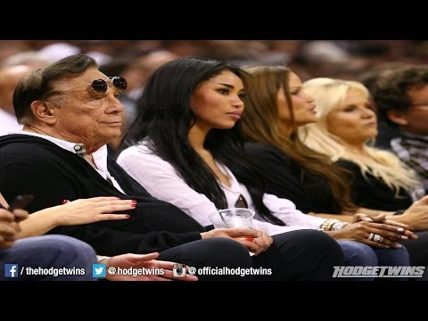 Clippers Owner Donald Sterling to Girlfriend Reaction
