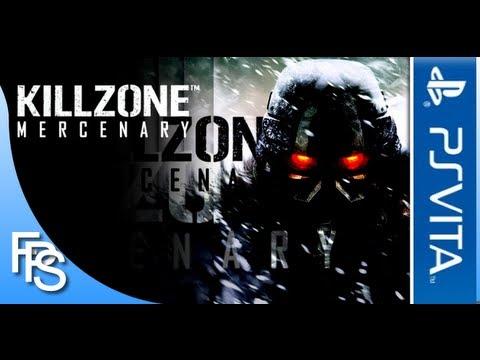 Killzone Mercenary BETA Psvita Gameplay comentado
