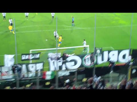 Parma Vs JUVENTUS Goal Pogba 0-1