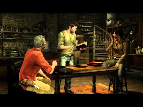 UNCHARTED 3: Drake's Deception E3 2011 Trailer