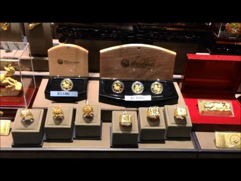 Hong Kong Low Gold Price Myth