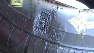 Reparar llanta de moto parte 2