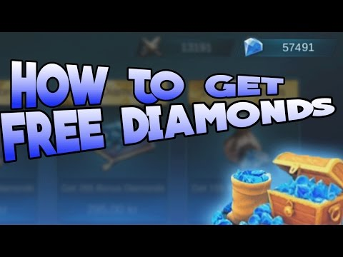 Mobile Legends How To Get Free Diamonds No Hack