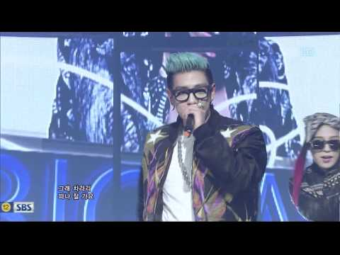 BIGBANG_0422_SBS Inkigayo_BAD BOY