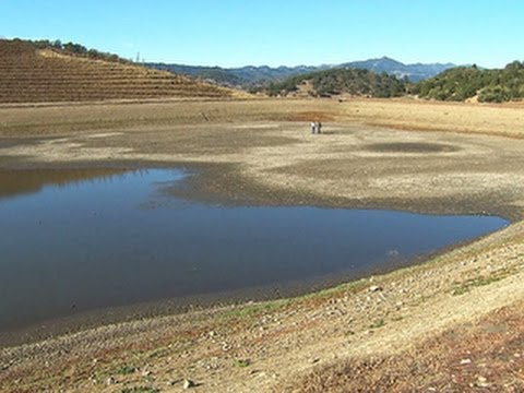 California could be in for megadrought