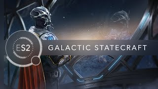 Endless Space 2 - Galactic Statecraft Update Trailer