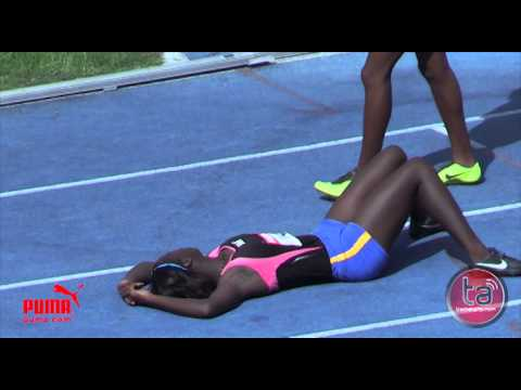 James wins U20 women 400m at Jamaica Junior Trials
