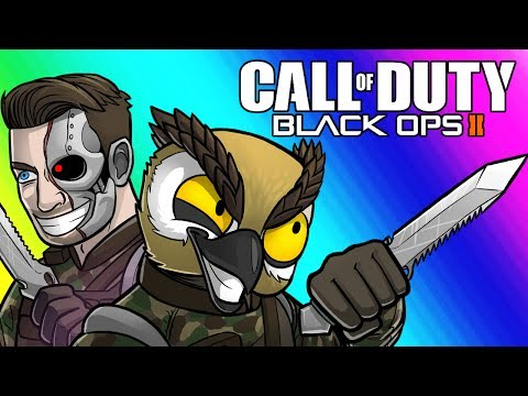 Black Ops 2 Gun Game Funny Moments  The Dirty Knife Boys
