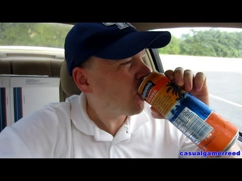 Reed Reviews - Tradewinds Tropicals Mango Fruit Juice Drink