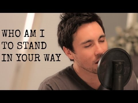 Who Am I To Stand In Your Way (Original Song) - Live ft Andy Lange on guitar