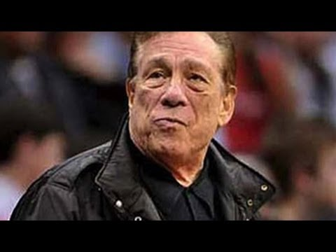 L.A Clippers Owner Donald Sterling Racist Rant - CAUGHT ON TAPE