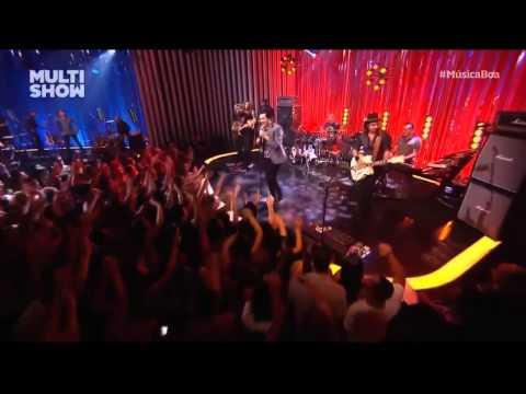 Waiting For You (Party On) - Jota Quest (Música Boa Ao Vivo)