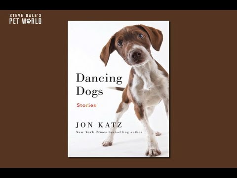 Thumbnail image for 'Dancing Dog Stories, Jon Katz Says He's Not For Meeting His Dogs on the Other Side of the Rainbow Bridge'