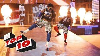 Top 10 Raw Moments: WWE Top 10, November 2, 2015