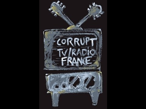 SHAKY GROUND-GOING DOWN medley - Corrupt TV-RADIO France-Y0K7